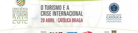 O Turismo e a Crise Internacional – Católica Braga